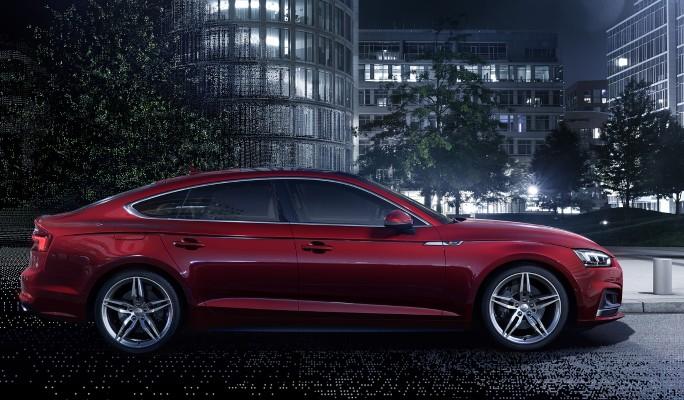 Audi A5 Sportback: быстрый комфорт