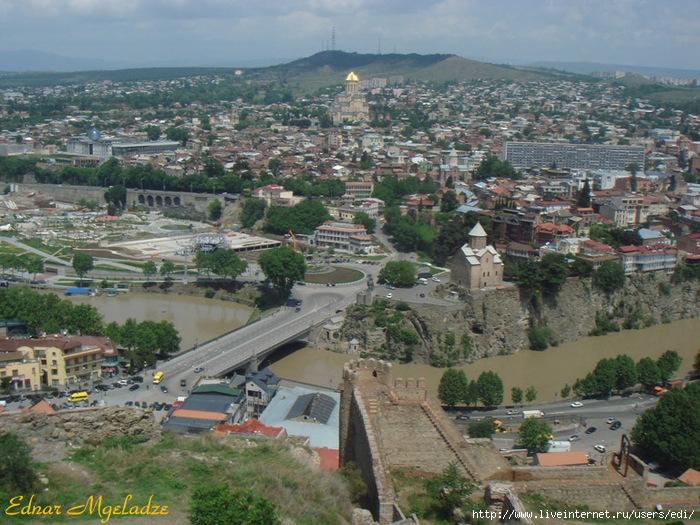 Лето, все готовятся к отдыху и путешествии, а Тбилиси ждет гостей!