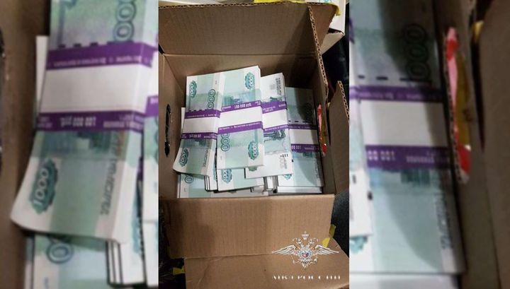 Двое москвичей с помощью липового обменника украли у клиента 1 миллион долларов
