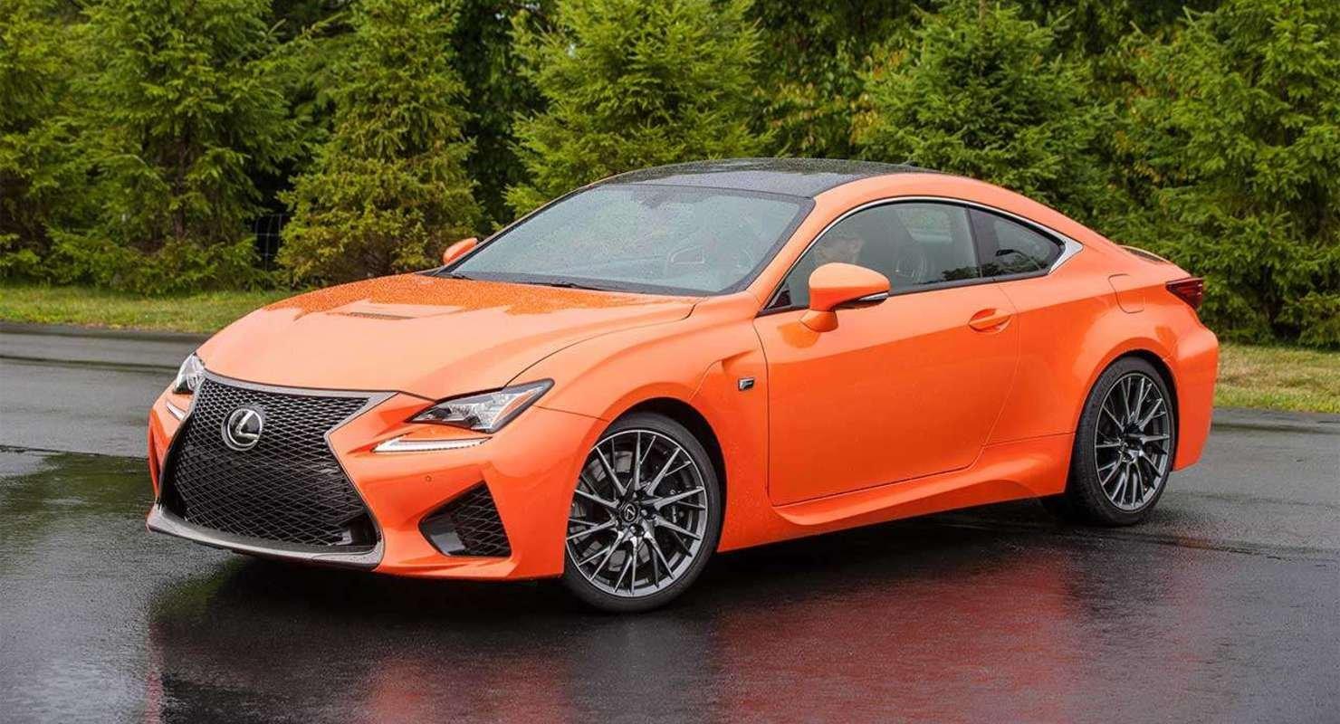 Lexus RC: Декларация независимости Автомобили