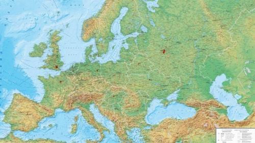 Предсмертные дни Европы