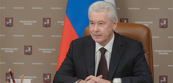 Сергей Собянин предложил ввести штраф в процентах от стоимости автомобиля