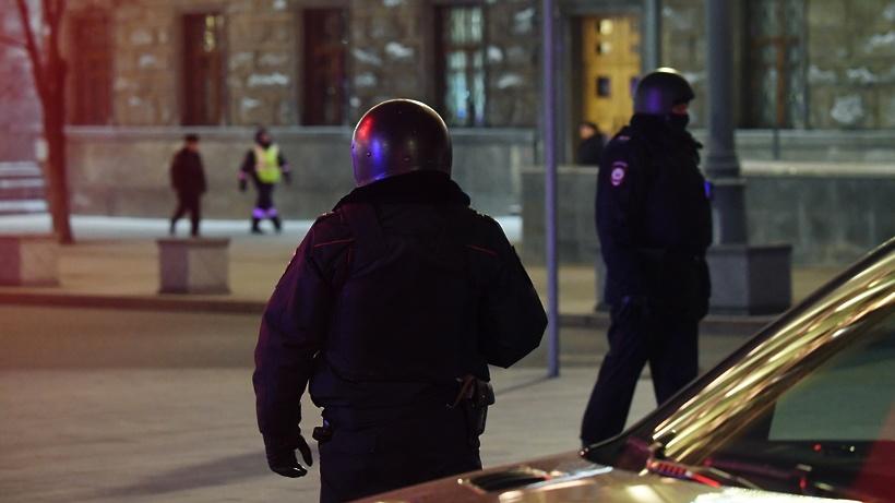 Кадры с места стрельбы у здания ФСБ в центре Москве
