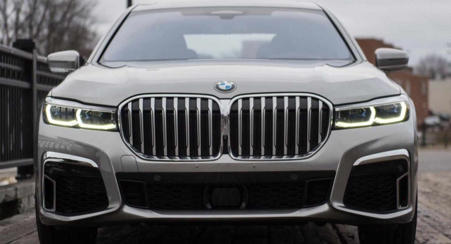 Новый BMW 7-Series 2023 раскрывается на шпионских фото за полгода до премьеры Автомобили
