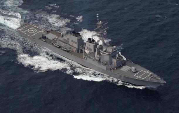 Зачем эсминец ВМС США «Кэрни» вошел в Черное море