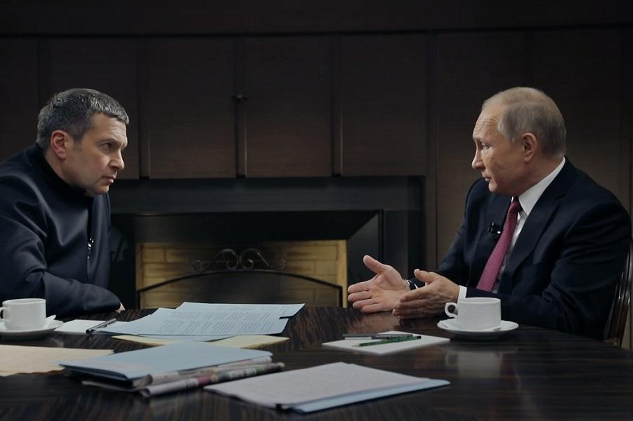 Путин обвинил США в грубом и наглом обмане