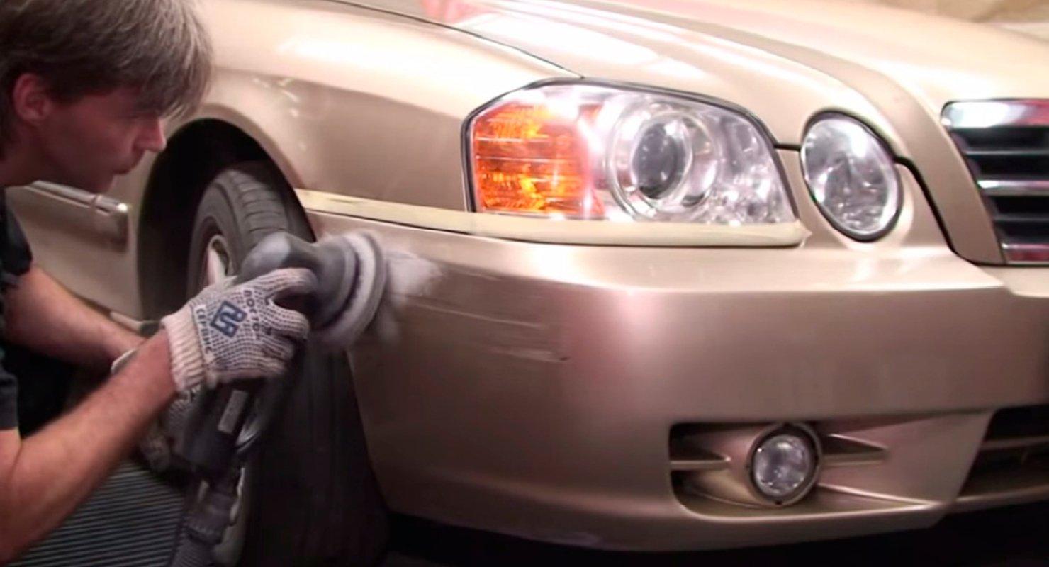 Эксперт рассказал, как экономично и безопасно восстановить автомобильный бампер Автомобили