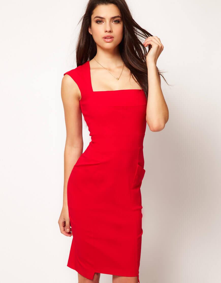 платье с прямым вырезом фото располагаться как единично