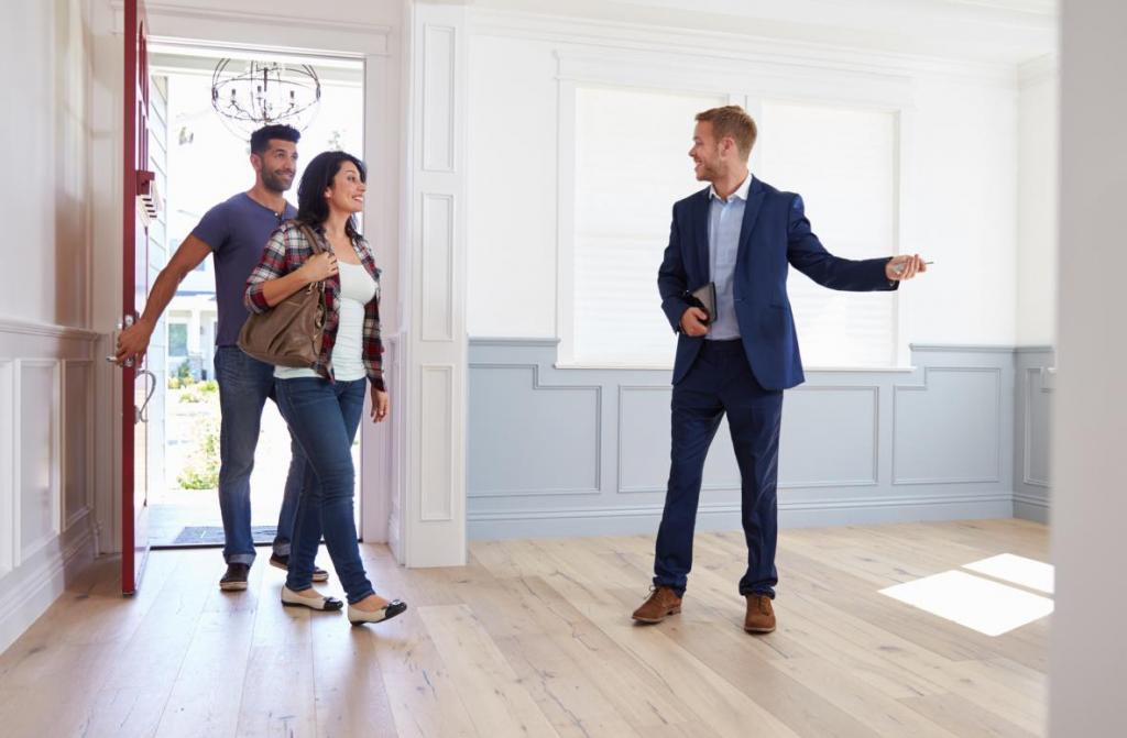 агент по сдаче недвижимости в аренду