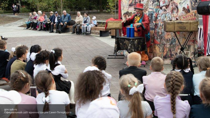 3,4 млрд рублей выделят на формирование комфортной городской среды в Петербурге
