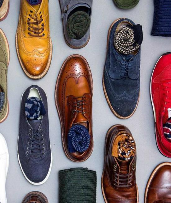 Как выбрать мужские носки: тонкости и нюансы