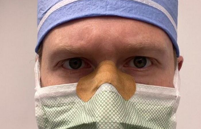 Как предотвратить запотевание очков, когда носишь медицинскую маску мир,новости,тайны