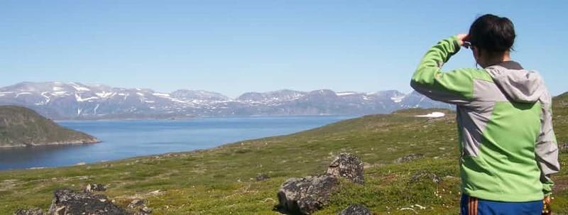 2. Баффинова Земля - выживание в Арктике мир, ритуал, странность