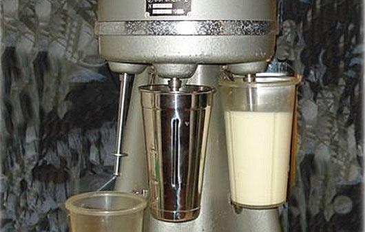 Тайна молочного коктейля по-советски