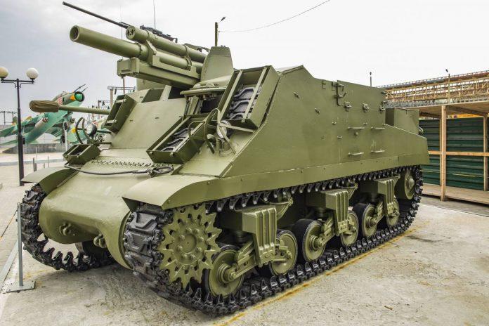 Рассказы о вооружении: самоходные гаубицы М7 и М7В1 Priest