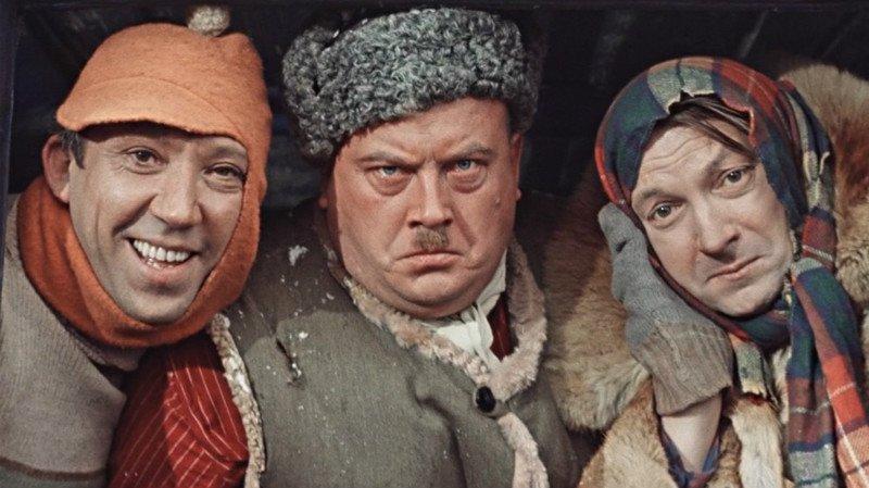 Как появилась знаменитая тройка: Трус, Балбес и Бывалый