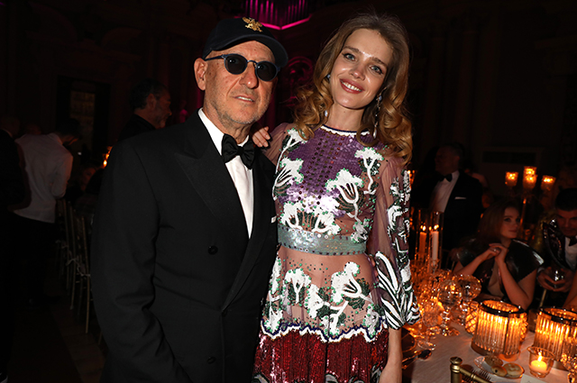 Наталья Водянова посетила благотворительное мероприятие во Флоренции новости