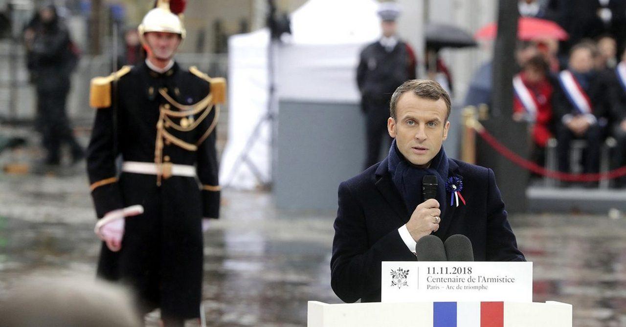 Земля уходит у Парижа из-под ног