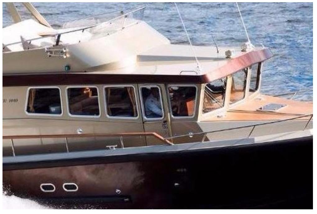 ФСБ купила яхту за ₽70,75 млн