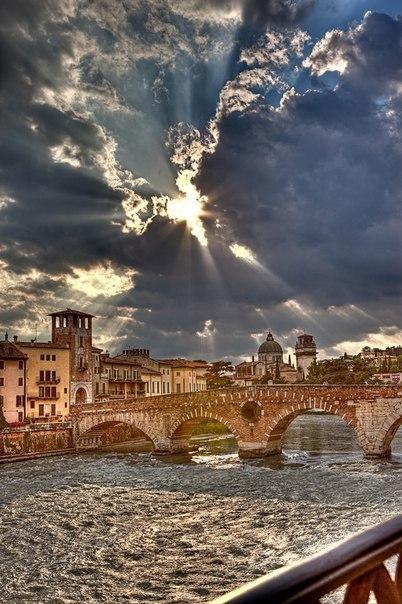 Верона - город Ромео и Джульетты