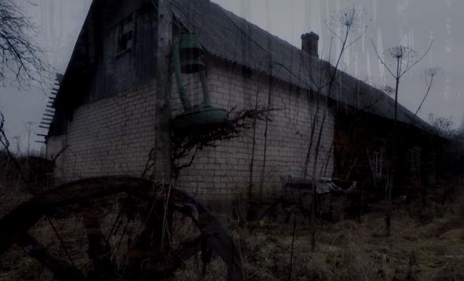 Поисковики вышли к брошенному селу в болоте: люди оставили все вещи болото,деревня,длинная новость,заброшенный дом,Пространство,черные копатели