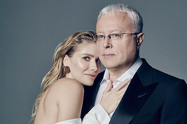 У Елены Перминовой и Александра Лебедева родился четвертый ребенок