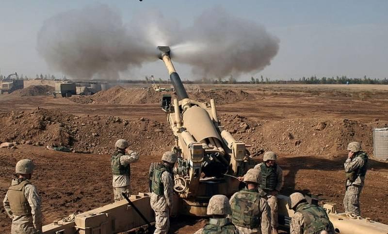 Турецкая армия замкнула кольцо вокруг Африна