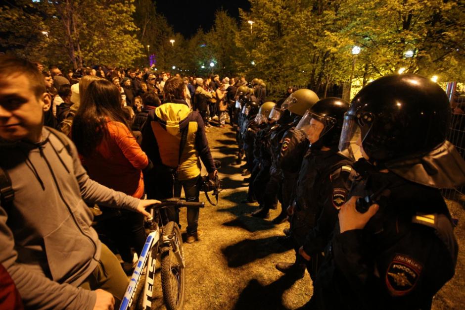Храм Раздора. Протесты в Екатеринбурге: причины, хронология, итоги. Неравнодушными горожанами овладели страсти, напугавшие чиновников.