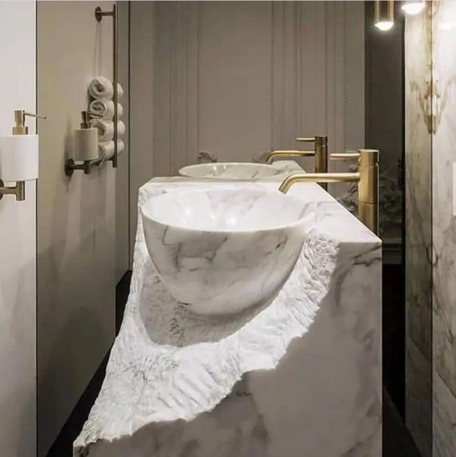 Какие акценты добавят ванной комнате стильности интерьер,переделки,рукоделие,своими руками,сделай сам
