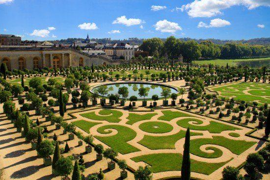 Сады и парк Версаля1