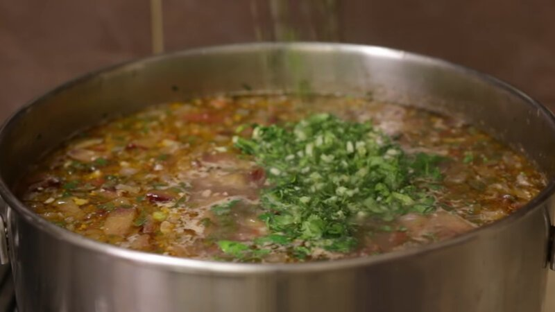 წვნიანი ხარკო IrinaCooking, видео рецепт, грузинская кухня, грузинская кухня рецепты, еда, кулинария, рецепт, суп харчо