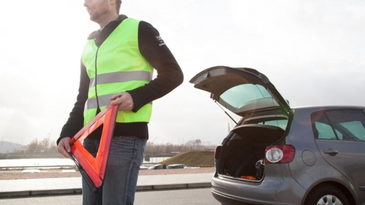 Могут ли оштрафовать водителя за отсутствие светоотражающего жилета