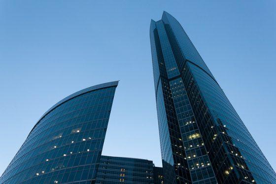 5 самых высоких жилых домов Москвы