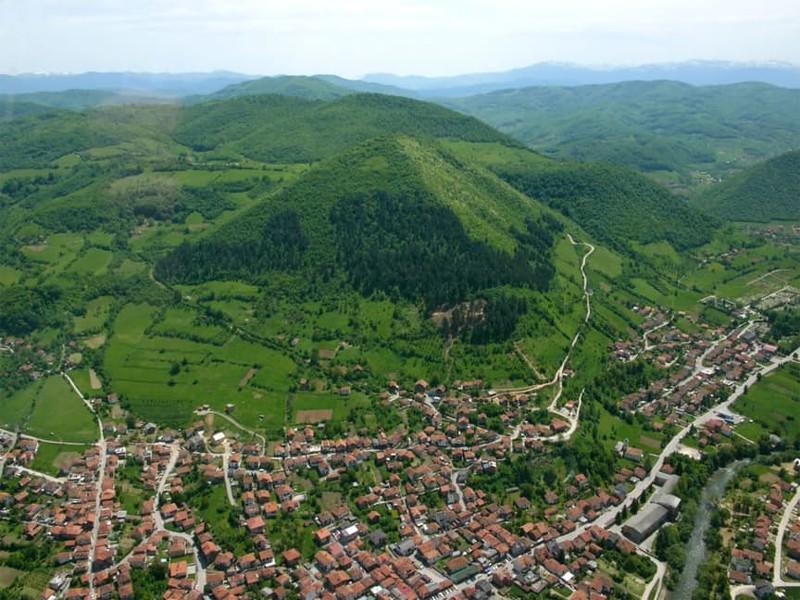 Древние пирамиды Боснии история, пирамиды, тайны