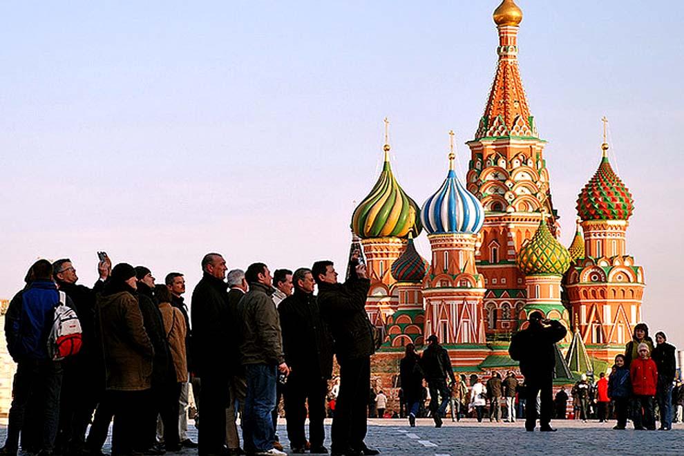 Ростуризм: Россия вошла в десятку самых посещаемых стран мира