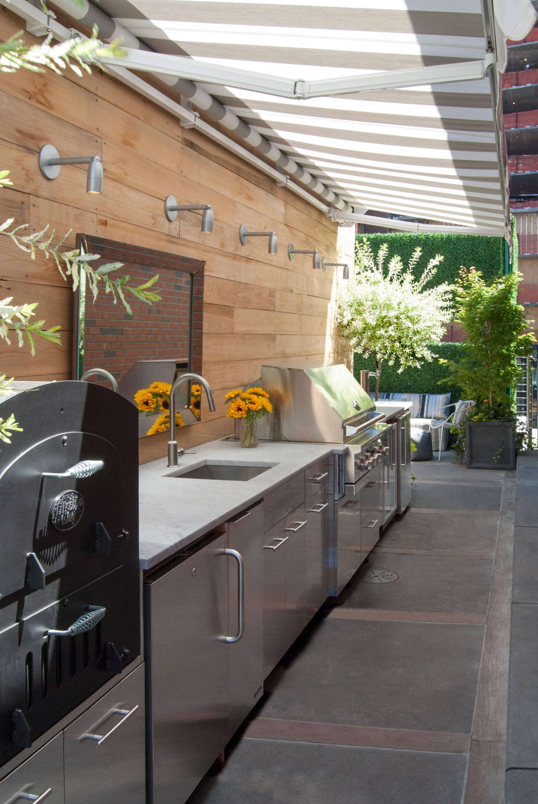 10 важных моментов при обустройстве кухни на свежем воздухе дача,ландшафтный дизайн,сад и огород