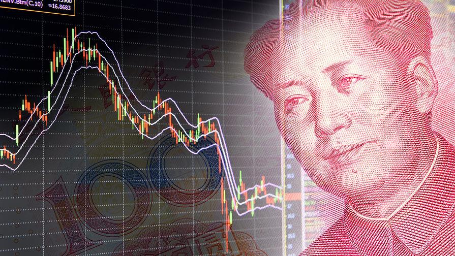 Экономика Китая переживает масштабные сокращения валютных резервов
