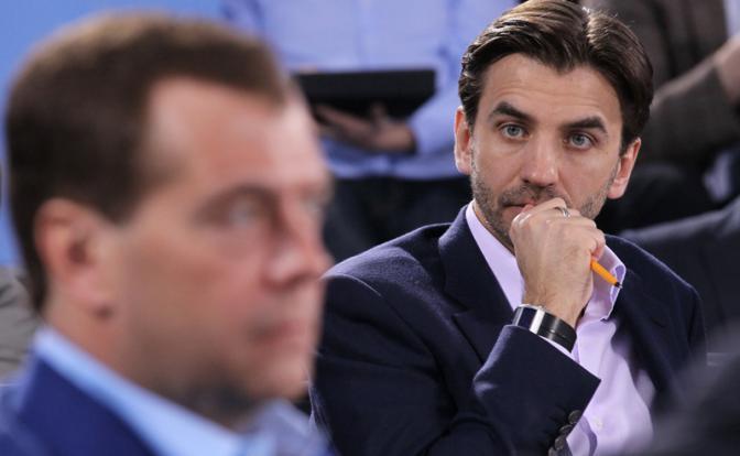 Министр, работавший у Медведева, сбежал Италию