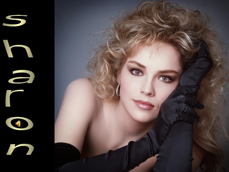 "Sharon Stone: ""Умная женщина - всегда красива..."""