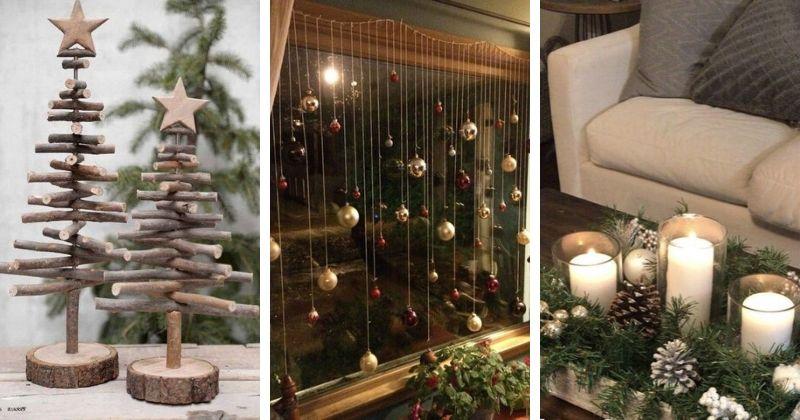 Украшаем дом к Новому году: …