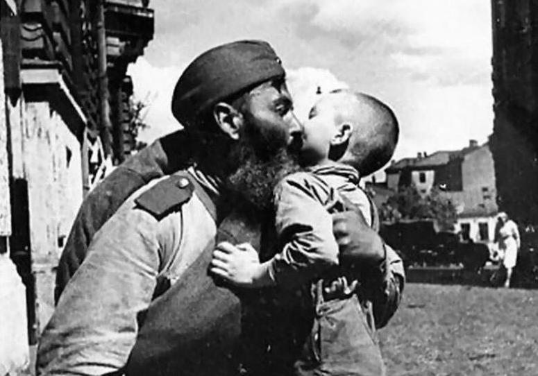 О том, с чем столкнулись наши деды после войны