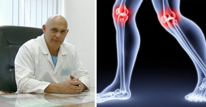 Чудотворец доктор Бубновский: «Даже если вам за 50 лет, научу, как вылечить суставы!»