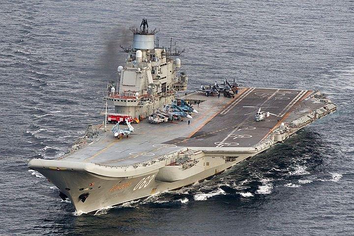 Авианосец «Шторм» атакует российский бюджет