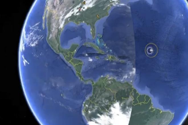 На спутниковых снимках нашли таинственный пояс вокруг Земли