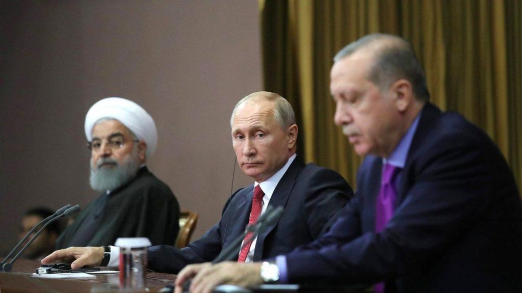 Весеннее обострение: как Сирия ломает заклятую дружбу России и Турции