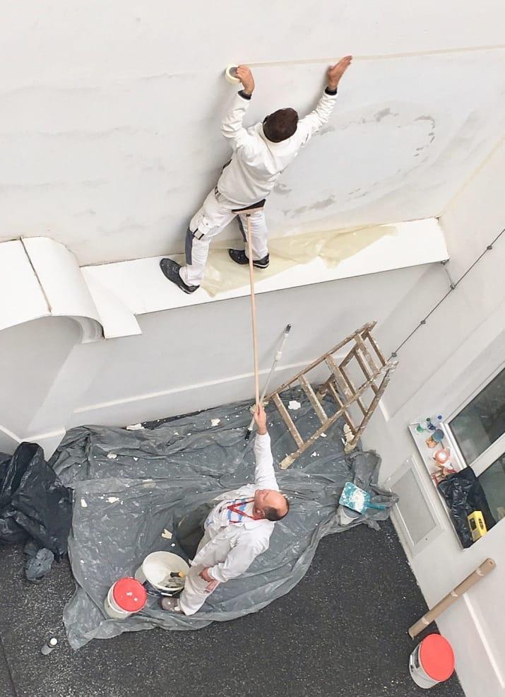 25 фотографий безбашенных ремонтников ремонт и строительство,фотография