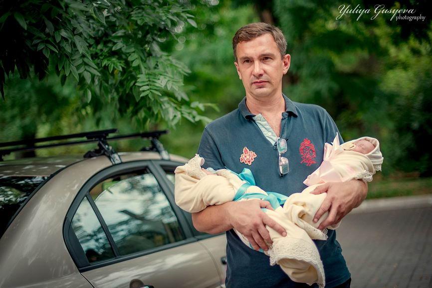 Одесские пятерняшки фото