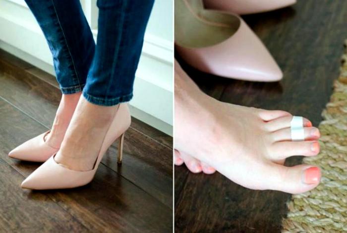 17 полезных хитростей, которые избавят от различного дискомфорта, связанного с обувью домашний очаг,обувь,полезные советы,рукоделие,своими руками