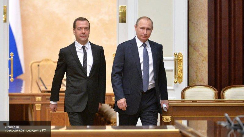 Путин допустил изменение Конституции для создания единой системы власти власть,Путин,россияне