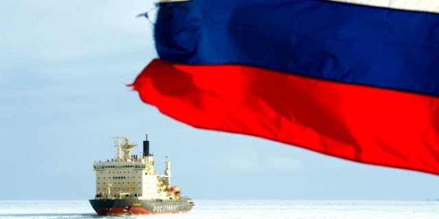 Россия предъявила претензии на новую территорию